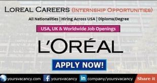 Loreal Careers