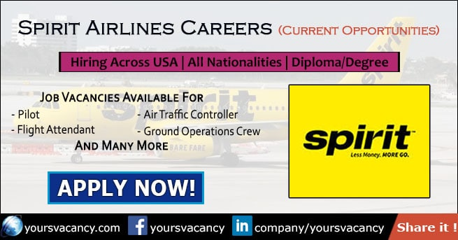 Spirit Airlines Careers