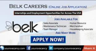 Belk Careers