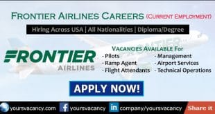 Frontier Airlines Careers