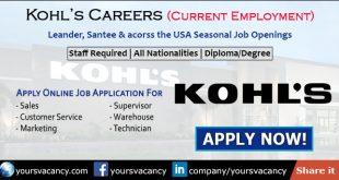 Kohls Careers
