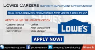 Lowes Careers