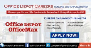 Office Depot Careers