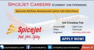SpiceJet Careers