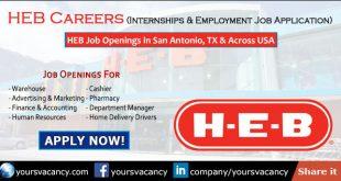 HEB Careers