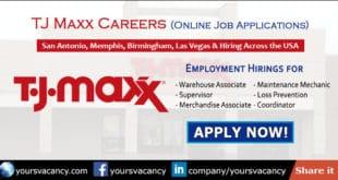 TJ Maxx Careers
