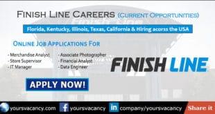 Finish Line Careers