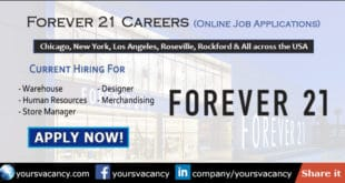 Forever 21 Careers