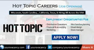 Hot Topic Careers