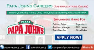 Papa Johns Careers