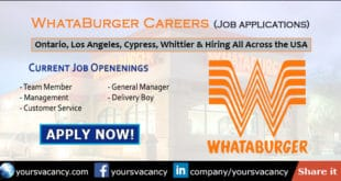 Whataburger Careers